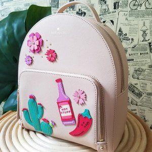 Kate Spade Tomi New Horizons Cactus Backpack